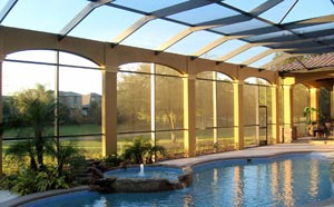 pool-screen-architectural-accents