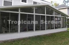 Gable Acrylic Porch