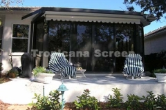 Breezeway with Awning