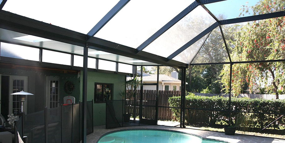 Tampa Florida Pool Enclosures For Protection And Pleasure
