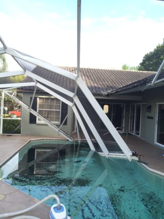 Super Gutter Repair Tampa Fl Tropicana Screen Amp Glass Inc
