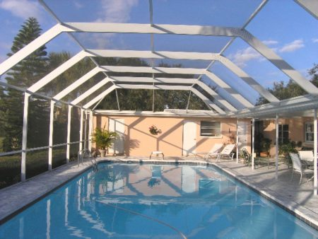 Pool Enclosures Dunedin Tropicana Screen Glass Inc